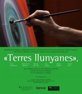 """TERRES LLUYANES @ CENTRO DE LA CULTURA """"SA NOSTRA"""""""