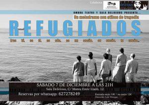 REFUGIADOS @ Sala Delirious