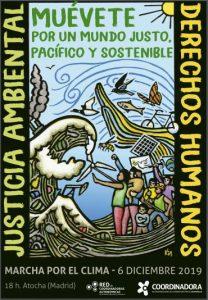 MARCHA POR EL CLIMA- @ ATOCHA, MADRID