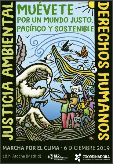 MARCHA POR EL CLIMA-
