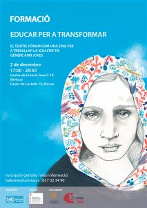 FORMACIÓ EDUCAR PER A TRANSFORMAR @ EIVISSA