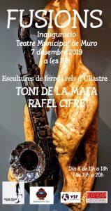 FUSIONS- Inauguració Teatre Municipal de Muro