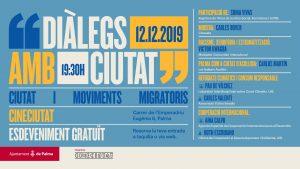 DIALEGES AMB CIUTAT @ CINE CIUTAT