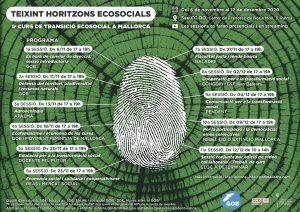 Teixint Horitzons Ecosocials. Curs de transició Ecosocial @ Seu CCOO. Palma