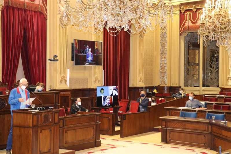 Accions Parlamentàries en defensa de la cooperació descentralitzada
